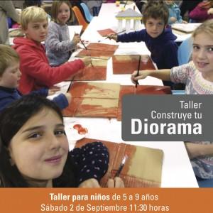 Taller diorama